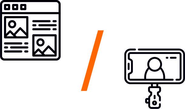 Blogging VS Vlogging – Digital Marketing Agency in Ahmedabad